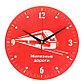"""Часы настенные, серия: Символика, """"Железные дороги"""", 24 см, фото 3"""