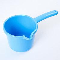 Ковш для купания детский 1,3 л, цвет МИКС
