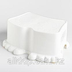 Подставка детская Ора, цвет салатовый Белый