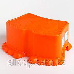Подставка детская Ора, цвет салатовый Оранжевый