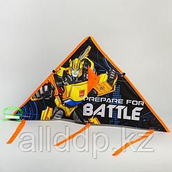 Воздушный змей «Бамблби», Transformers, 50 х 80 см