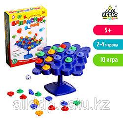 Настольная игра на равновесие и координацию «Балансинг мини», 48 фишек
