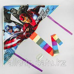 Воздушный змей «Герои», Мстители, 70 x 105 см