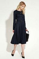 Женское летнее синее платье Панда 11480z синий 40р.