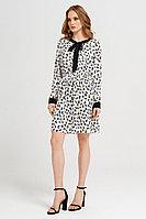 Женское летнее белое платье Панда 42280z мультиколор 42р.