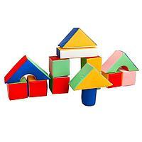 Детский игровой конструктор, 14 элементов, МИКС