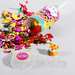 Хлопушка с игрушкой «Хлопушка-сюрприз», домашние животные Животные