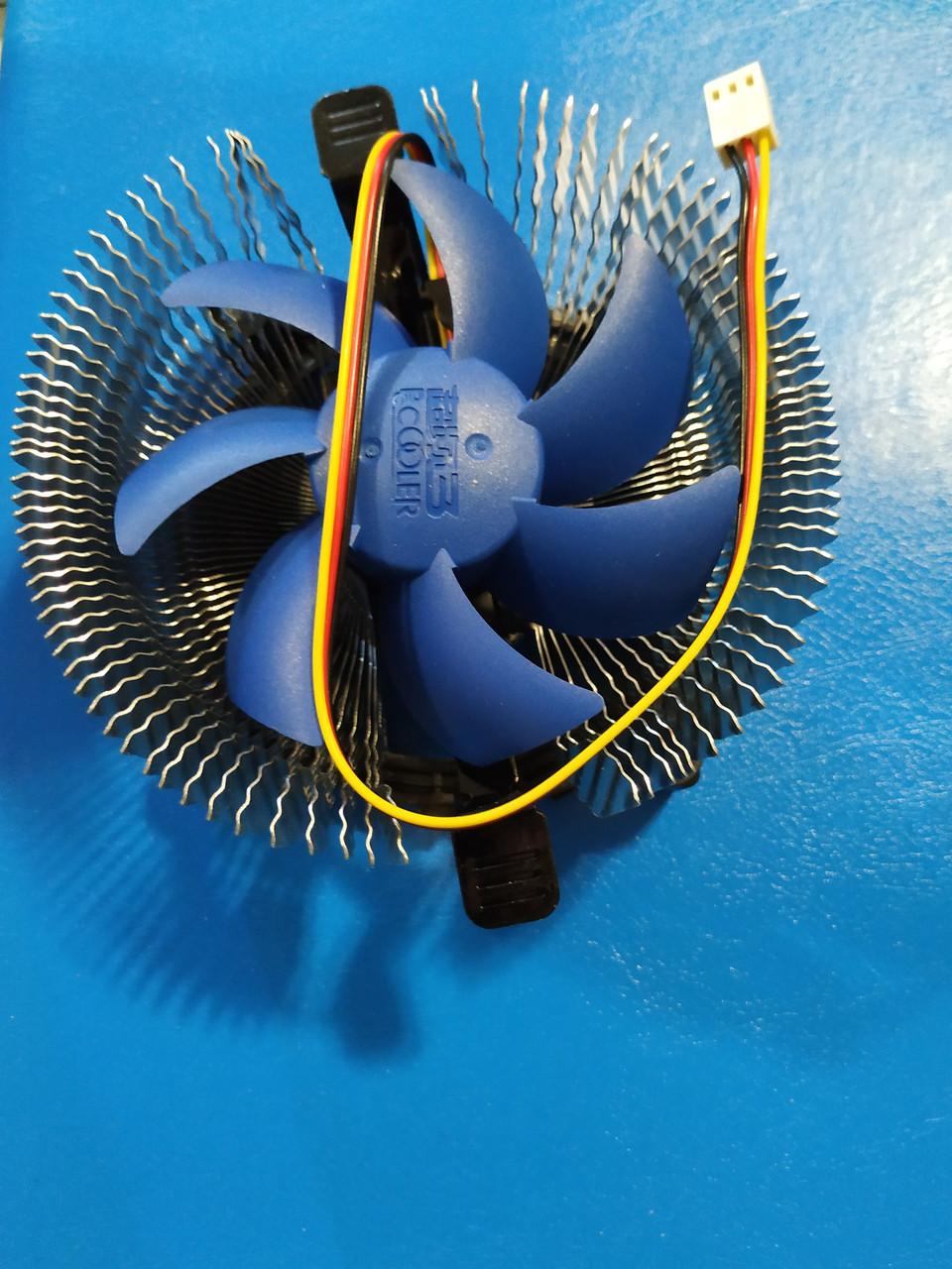 Кулер для процессора универсальный Intel LGA1200/1150/1155/1156/775, Алматы
