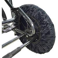 BAMBOLA Чехлы на колёса большого диаметра для прогулки 4 шт в комплекте (D=35,5 см)