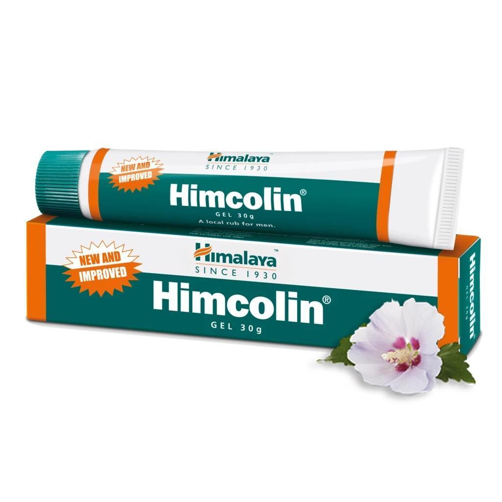Химколин (Himcolin gel)