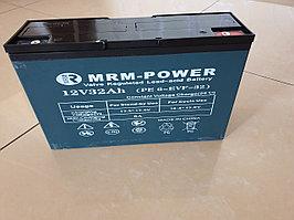 Тяговый свинцово-кислотный аккумулятор  MRM-POWER 12v 32Ah