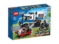 LEGO Транспорт для перевозки преступников CITY