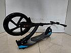 Оригинальный самокат для подростков и взрослых Future. До 100 кг. Kaspi RED. Рассрочка, фото 5