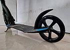 Оригинальный самокат для подростков и взрослых Future. До 100 кг. Kaspi RED. Рассрочка, фото 7