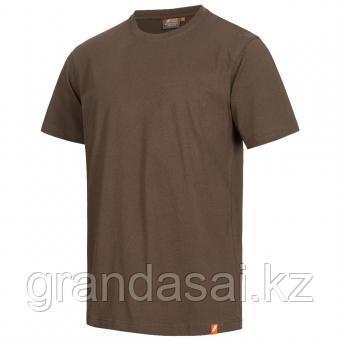 Футболка, цвет коричневый, NITRAS 7005