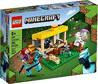 21171 Lego Minecraft Конюшня, Лего Майнкрафт