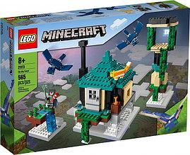 21173 Lego Minecraft Небесная башня, Лего Майнкрафт