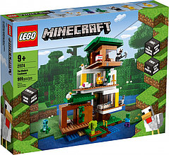 21174 Lego Minecraft Современный домик на дереве, Лего Майнкрафт