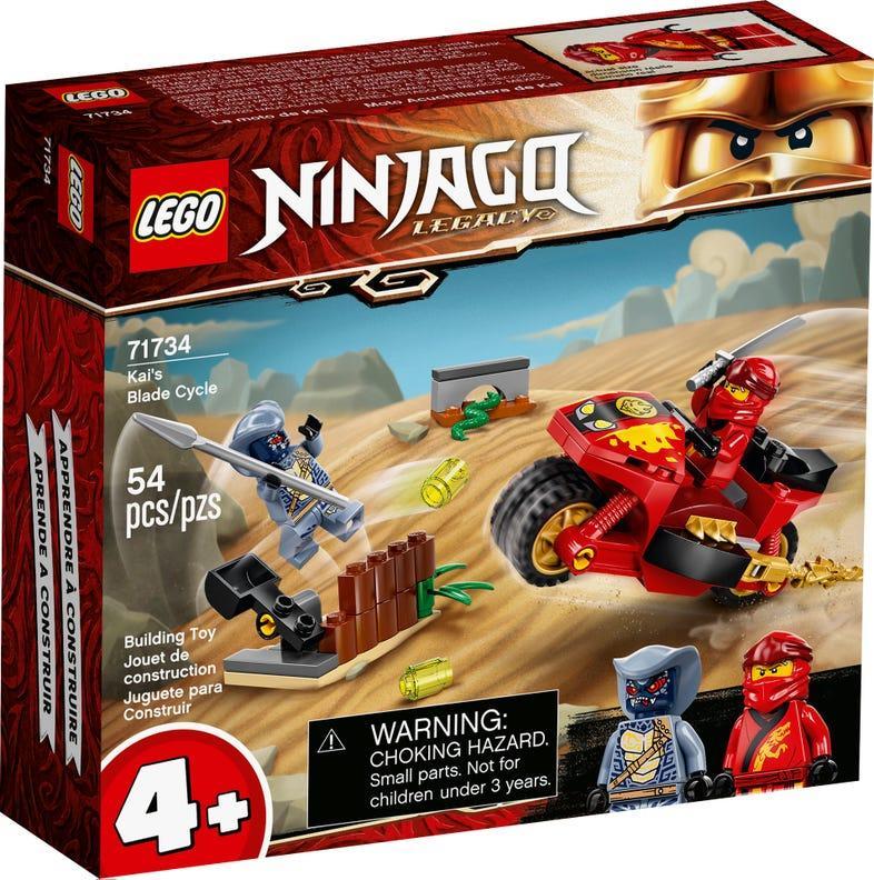 71734 Lego Ninjago Мотоцикл Кая, Лего Ниндзяго - фото 1