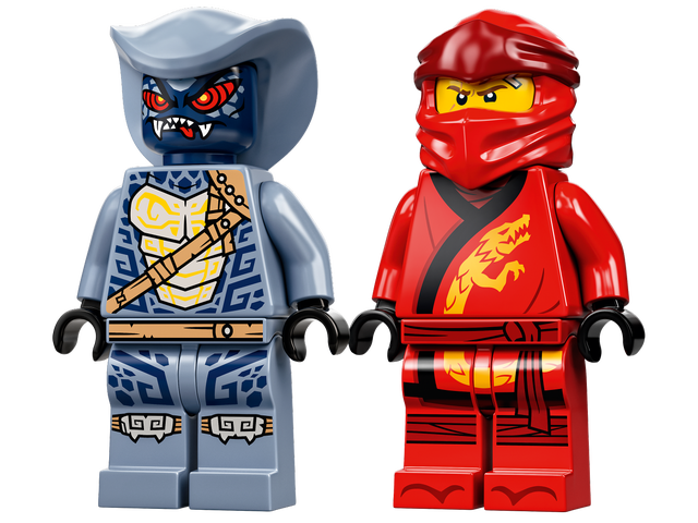 71734 Lego Ninjago Мотоцикл Кая, Лего Ниндзяго - фото 5