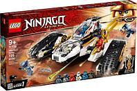 71739 Lego Ninjago Сверхзвуковой самолёт, Лего Ниндзяго