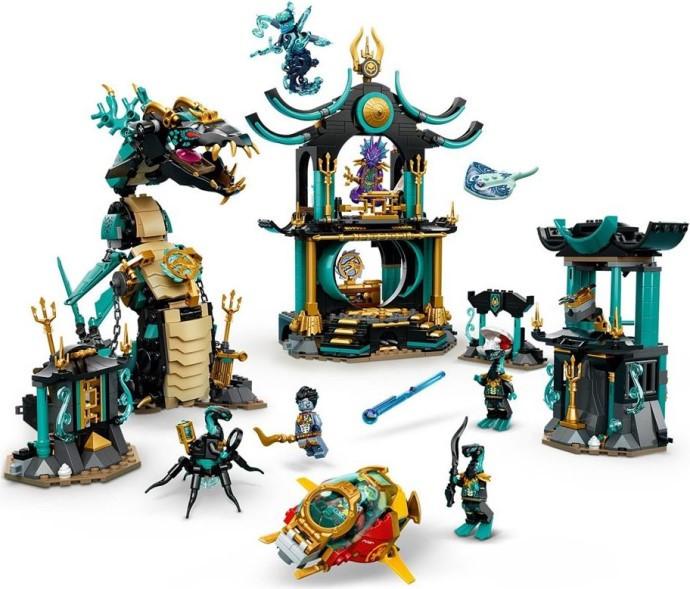 71755 Lego Ninjago Храм Бескрайнего моря, Лего Ниндзяго - фото 3