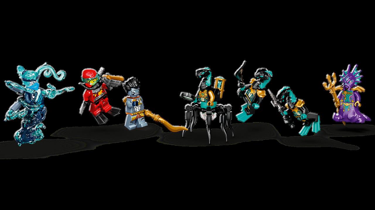 71755 Lego Ninjago Храм Бескрайнего моря, Лего Ниндзяго - фото 5