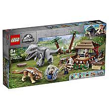 75941 Lego Jurassic World Индоминус-рекс против анкилозавра, Лего Мир Юрского периода