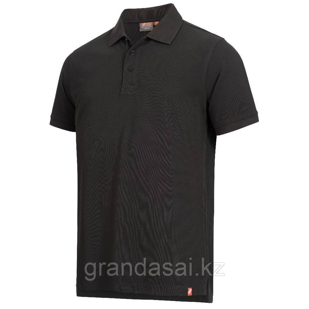 Рубашка поло, цвет черный, NITRAS 7010