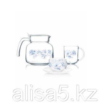 ALTESSE BLUE чайный cервиз на 6 персон из 19 предметов, шт