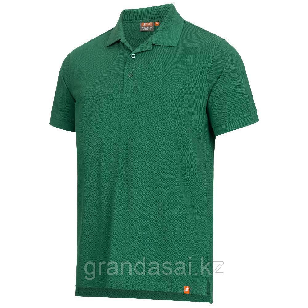 Рубашка поло, цвет зелёный, NITRAS 7010