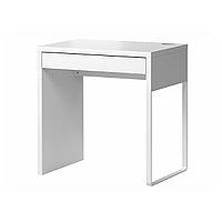 Письменный стол MICKE Микке, белый73x50 см