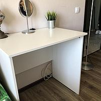 "Стол для компьютера MARREN Маррен, белый 75x52x75 см"", фото 3"