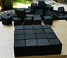 Уголь для кальяна Escape 250г., фото 2