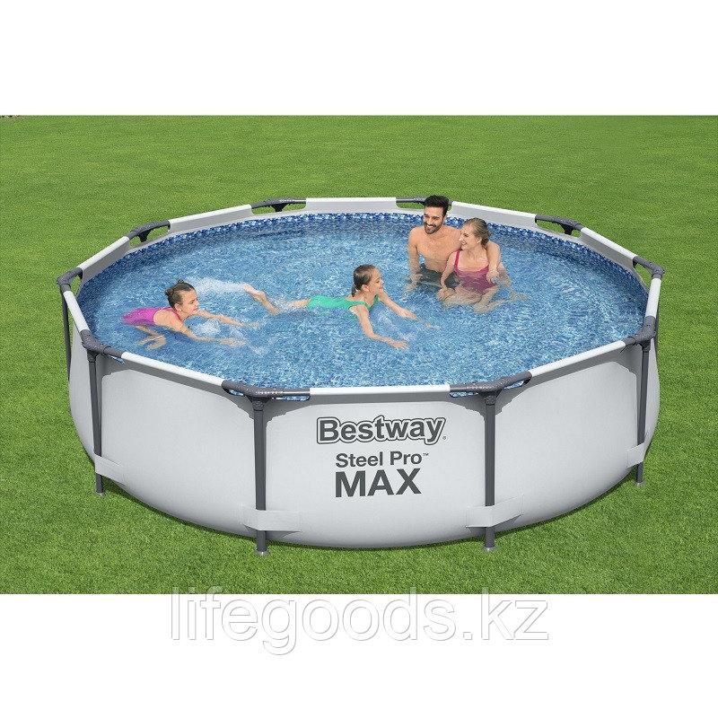 Каркасный бассейн круглый 305х76 см, Bestway 56406