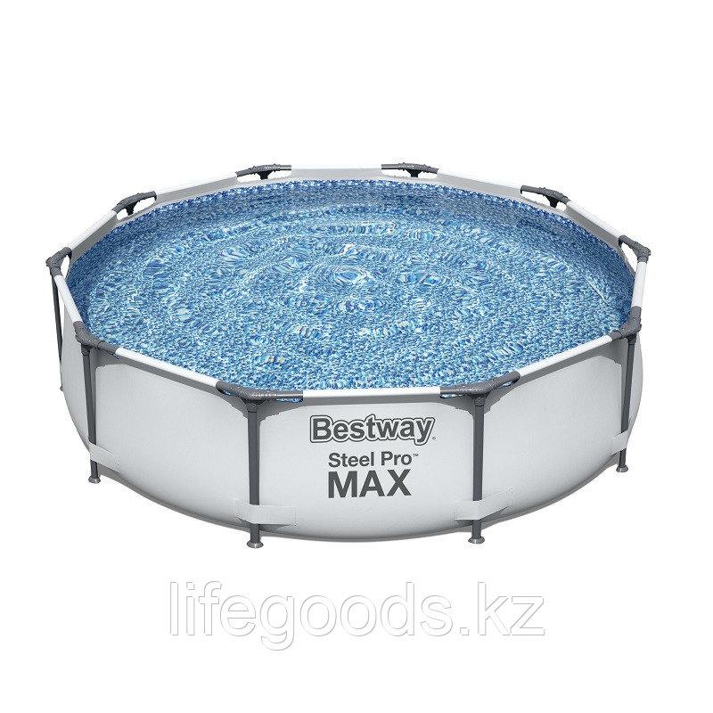 Каркасный бассейн круглый 305х76 см, Bestway 56406 - фото 2