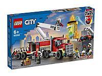 LEGO Команда пожарных CITY