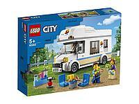 LEGO Отпуск в доме на колесах CITY