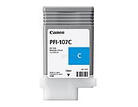 Картридж PFI 107 Cyan (130 ml)