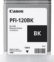 Картридж PFI-120 Black (130 мл для ТМ-серии)