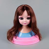 Baby: Кукла-манекен для создания причесок, брюнетка