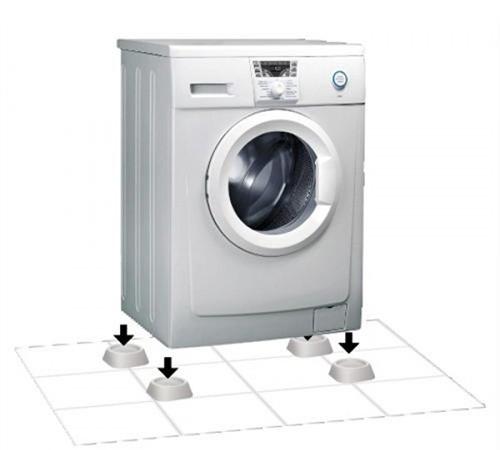 Антивибрационные подставки для стиральных машин