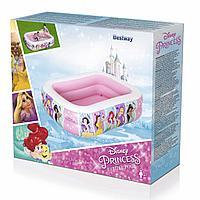 Бассейн надувной для девочек Bestway Princess 91056