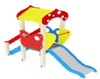 Детский игровой комплекс Полянка Горка 750