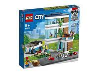 LEGO Современный дом для семьи CITY