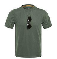 Тактическая футболка Combat Cadets с нашивкой