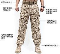 Летние камуфляжные брюки НАТО