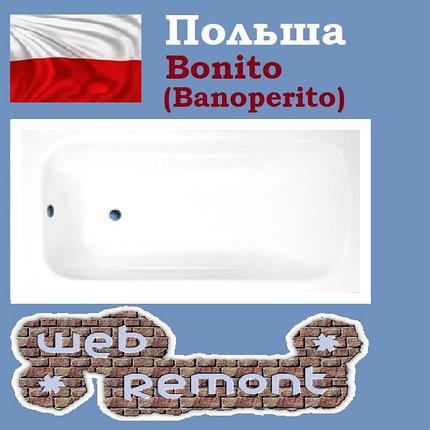 Акриловая ванна Banoperito ARALIA 140x70 см. Польша, фото 2