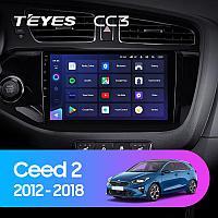 Магнитола Teyes на Андроиде для Kia CEED Cee'd 2 JD 2012-2018