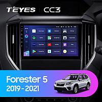 Магнитола Teyes на Андроиде для Subaru Forester 5 2015-2018
